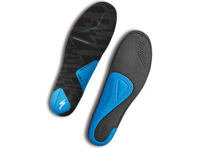 Specialized Body Geometry SL Footbed Blue++ - Einlegesohle