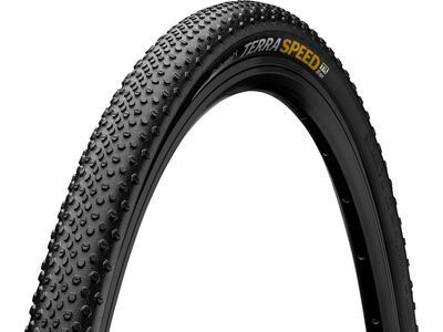 Continental Terra Speed - 700C, schwarz - Faltreifen