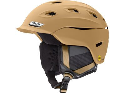 Smith Vantage MIPS, matte safari - Snowboardhelm