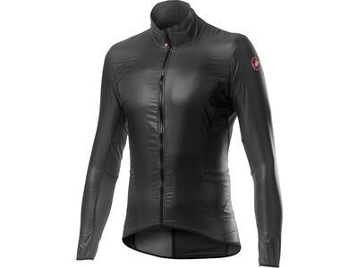 Castelli Aria Shell Jacket, dark gray - Radjacke