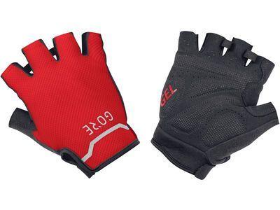 Gore Wear C5 Kurzfingerhandschuhe, black/red