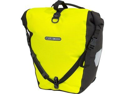 Ortlieb Back-Roller High-Visibility, neon yel./black refl. - Fahrradtasche