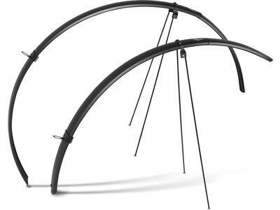 Specialized Dry-Tech Fender Set - 34 mm black