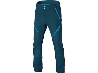 Dynafit Mercury 2 Dynastretch Men Pants, petrol - Skihose