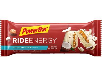 PowerBar Ride Energy - Coco-Hazelnut Caramel