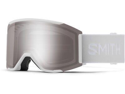Smith Squad Mag - ChromaPop Sun Platinum Mir, white vapor/Lens: cp sun platinum mir