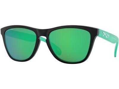 Oakley Frogskins Prizm, matte black/Lens: prizm jade - Sonnenbrille
