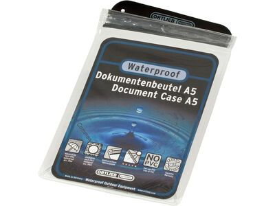 Ortlieb Document-Bag DIN A5 - Kartentasche
