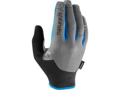 Cube Handschuhe Langfinger X Natural Fit grey´n´blue