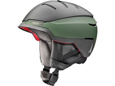 Atomic Savor GT AMID, dark green - Skihelm