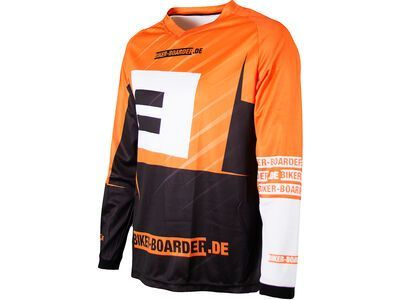 BIKER-BOARDER Teamtrikot Freeride lang - Radtrikot