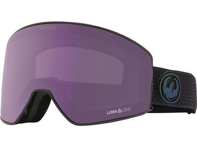 Dragon PXV2 inkl. WS, split/Lens: lumalens violet - Skibrille