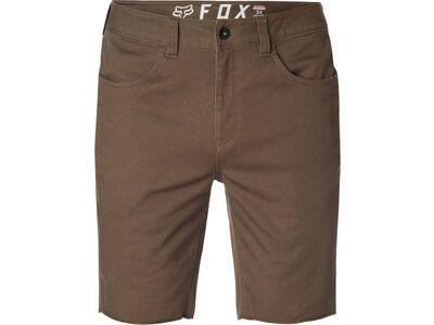 Fox Dagger Skinny Short, dirt - Shorts