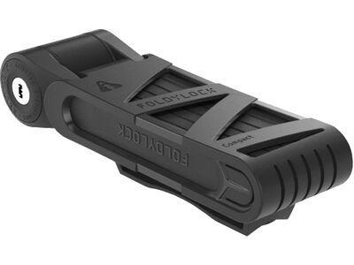 Voxom Faltschloss Compact, schwarz