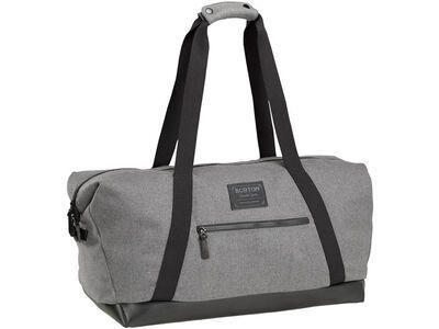 Burton Katie Duffel Bag, grey wool leather - Reisetasche