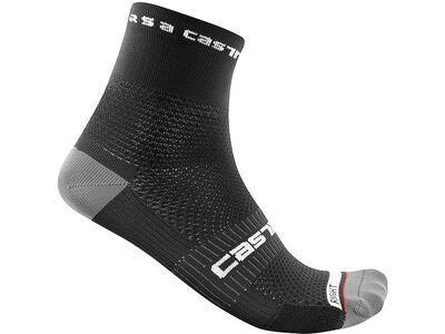 Castelli Rosso Corsa Pro 9 Sock black