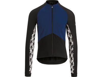 Assos Mille GT Spring Fall Jacket, caleum blue - Radjacke