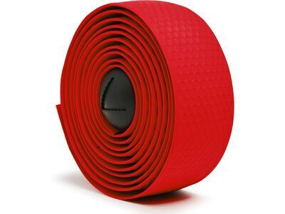 Fabric Silicone Bar Tape, red - Lenkerband