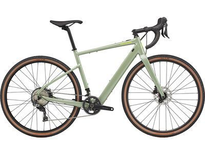 Cannondale Topstone Neo SL 1 agave 2021