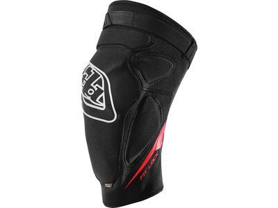 TroyLee Designs Raid Knee Guard, black - Knieschützer