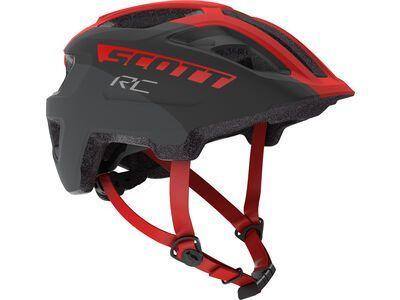 Scott Spunto Junior Helmet grey/red RC