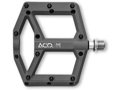 Cube Acid Pedale Flat C1-IB x Actionteam grey