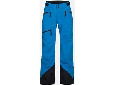 Peak Performance W Teton Pants, blue organic - Skihose