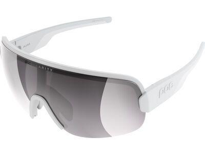 POC Aim Clarity Silver hydrogen white
