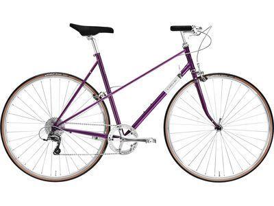 Creme Cycles Echo Mixte Uno purple rain 2021