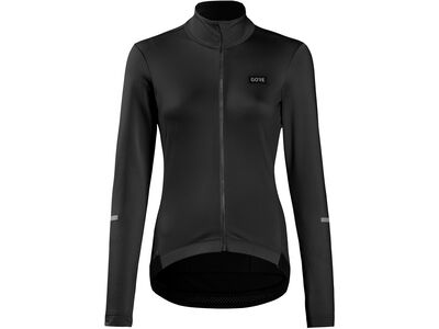 Gore Wear Progress Thermo Trikot Damen black