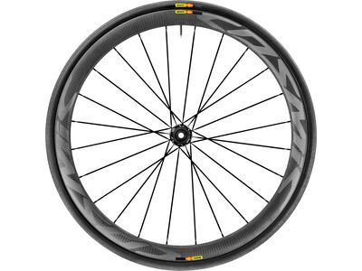 Mavic Cosmic Pro Carbone SL C Disc Center-Lock, black - Hinterrad