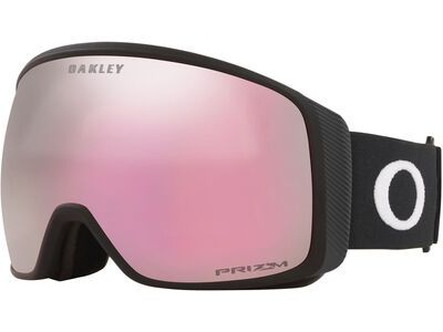 Oakley Flight Tracker XL Prizm, matte black/Lens: hi pink iridium - Skibrille