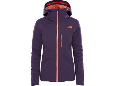 The North Face Womens Lenado Jacket, dark eggplant purple - Skijacke