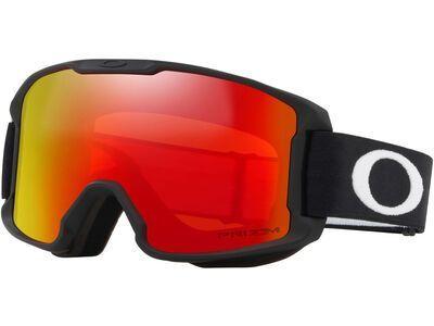 Oakley Line Miner Youth Prizm, matte black/Lens: torch iridium - Skibrille