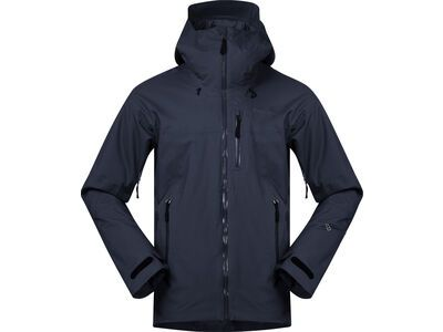 Bergans Stranda Insulated Hybrid Jacket dark navy/dark fogblue
