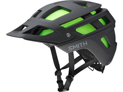Smith Forefront 2 MIPS, matte black - Fahrradhelm