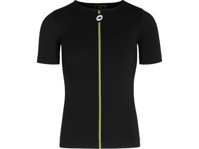 Assos Assosoires Spring/Fall SS Skin Layer, blackseries - Unterhemd