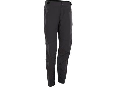 ION Softshell Pants Shelter Wms, black - Radhose