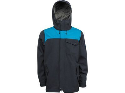 Nitro Shapers Jacket, navy/blue steel - Snowboardjacke