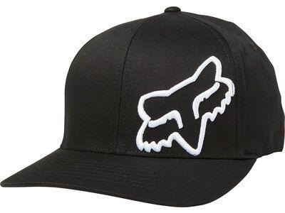 Fox Flex 45 Flexfit Hat black/white