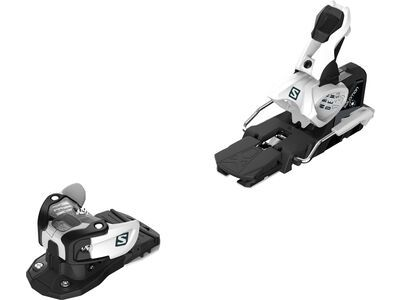 Salomon Warden MNC 13 100 mm, white/black - Skibindung