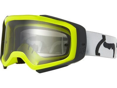 Fox Airspace Prix Goggle, grey/Lens: clear - MX Brille