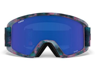 Giro Dylan inkl. WS, bleached out/Lens: grey cobalt - Skibrille