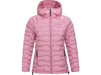 Peak Performance W Argon Light Hood Jacket, frosty rose - Thermojacke