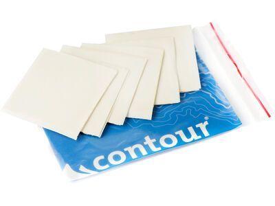 Contour Hotmelt Pads 6 Stück - ca. 70 x 60 mm