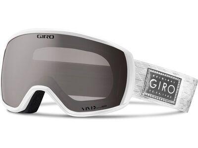 Giro Facet - Vivid Onyx white silver shimmer