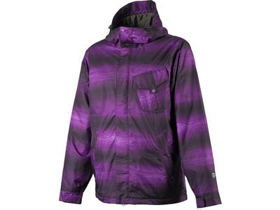 Orage Baldwin Jacket, purple/black - Snowboardjacke