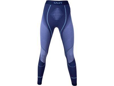 UYN Ambityon Pant Lady, deep blue/white - Unterhose