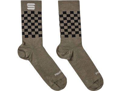 Sportful Checkmate Winter Socks, beetle black
