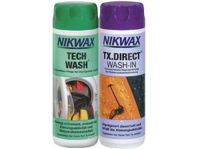 Nikwax Tech Wash / TX.Direct Wash-In Doppelpack - 2x 300 ml